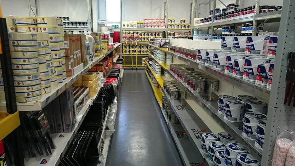 Rabart Pembroke Dock Paint Decorating Supplies West Wales